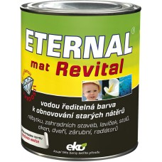 ETERNAL mat REVITAL 206 zelená 0,7kg