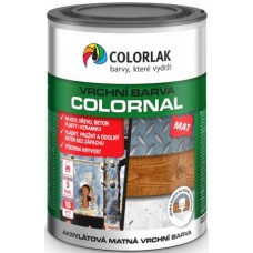 COLORNAL MAT V2030  0,6l zelená 5305